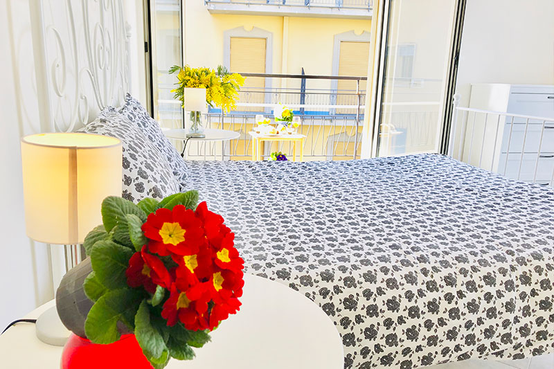 camera appartamento ischia residence sorrento